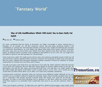 Студия web-дизайна Fantasy - http://www.fantasy-d.com/