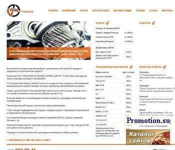 Трансмиссионный Сервис-Центр - http://www.tsc-n.ru/