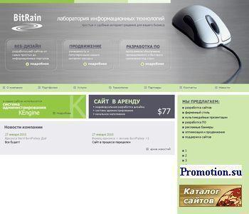 "Лаборатория информационных технологий ""BitRain"" - http://www.bitrain.ru/"